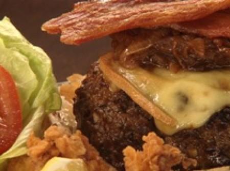 Super-hambúrguer do Chuck | Leticia Finkler Pini