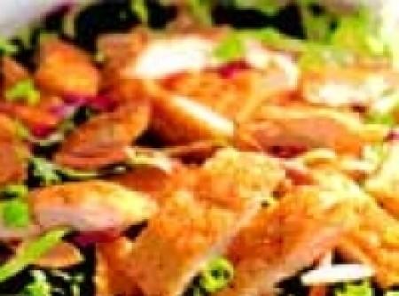 Oriental chicken salad Applebees