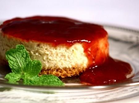 Cheesecake integral   Perla Lewis