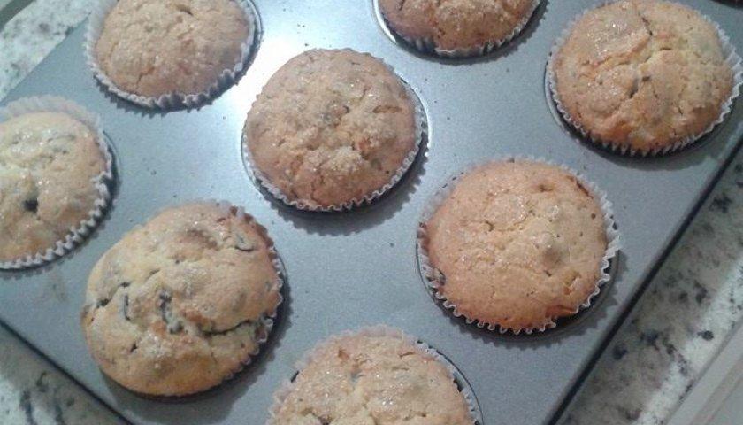 Muffins de Iogurte Natural