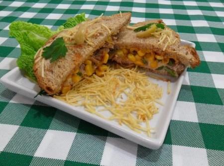 Sanduíche Del Mare