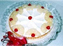 Torta Mousse de Abacaxi | Luiz Lapetina