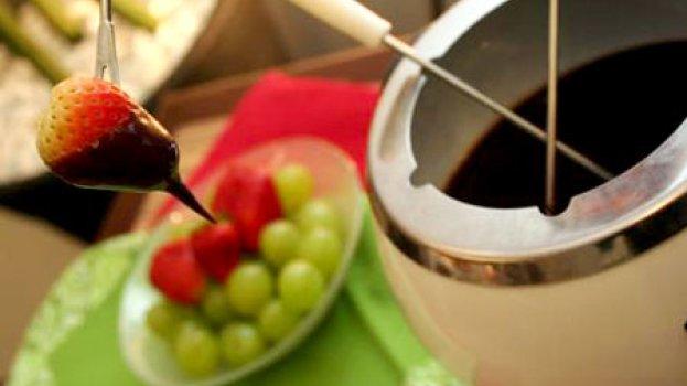 fondue de chocolate/cybercook