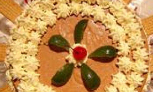 Torta de Doce de Leite Gelada