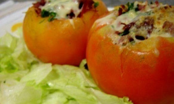 Tomate Recheado(Árabe)