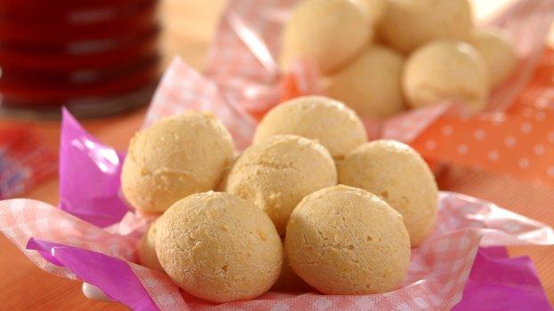 Pão de Queijo sem Lactose