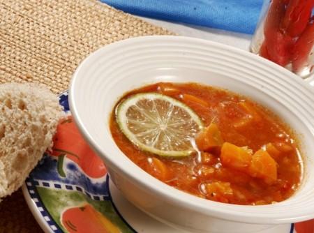 Sopa de Inverno Paraguaia