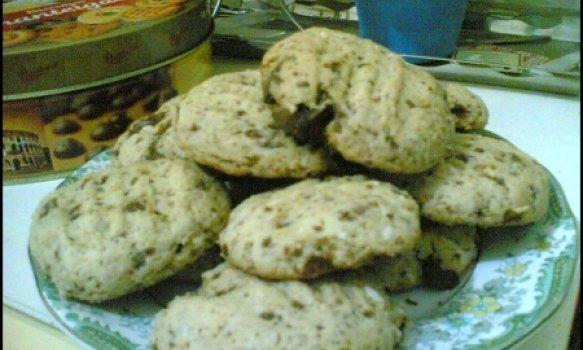 Cookies à Brasileira MarcileneFerlin