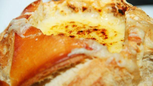 Sopa de Cebola no Pão