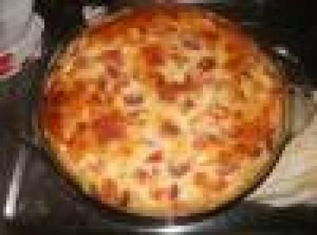 Torta de Batata com  Frango | Andreza