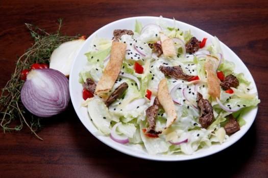 Pepper Salad | Pepper Jack