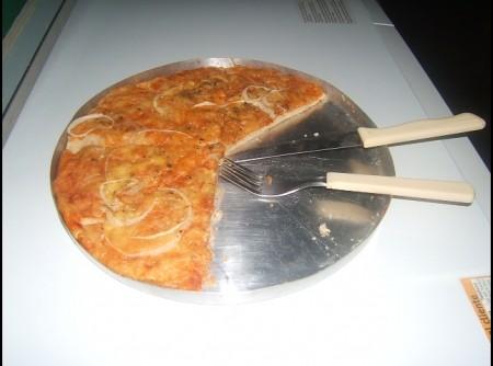 Pizza Rápida | Mariana Mendes