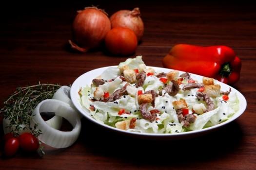 American Salad | Pepper Jack