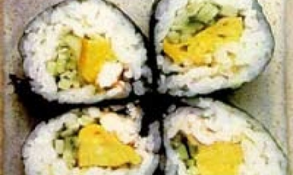 Sushi norimaki
