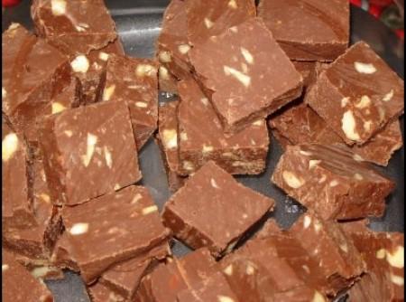 Quadradinho de chocolate