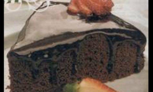 Bolo de Chocolate (liquidificador)