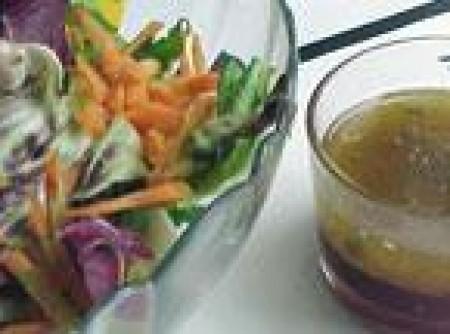 Molho italiano para salada