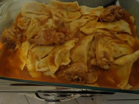 Pastéis Cozidos da Dª Dinorá