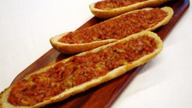 Baguete Pizza