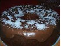 Bolo de Chocolate Clarinha