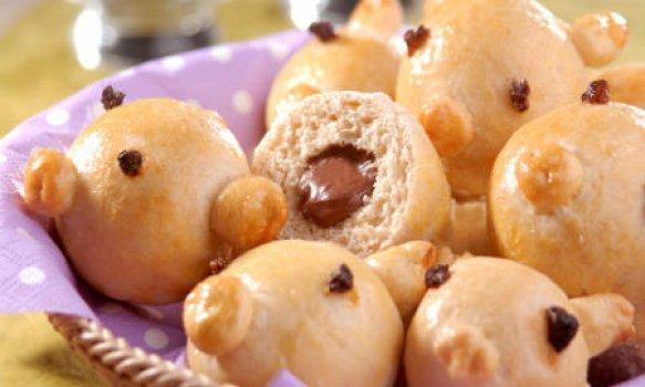 Pão do Porquinho