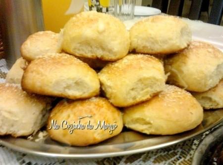 Pãozinho de Batatas com Queijo Minas