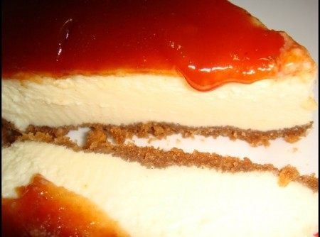 Cheese Cake Romeu e Julieta | sergio lotufo