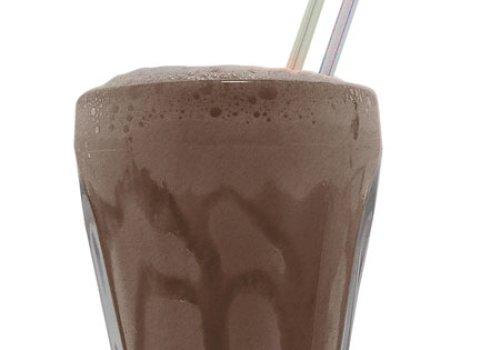Milk Shake de Chocolate Especial