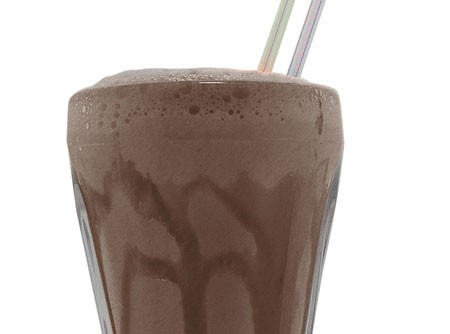 Milk Shake de Chocolate Especial