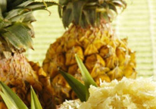 Surpresa de abacaxi