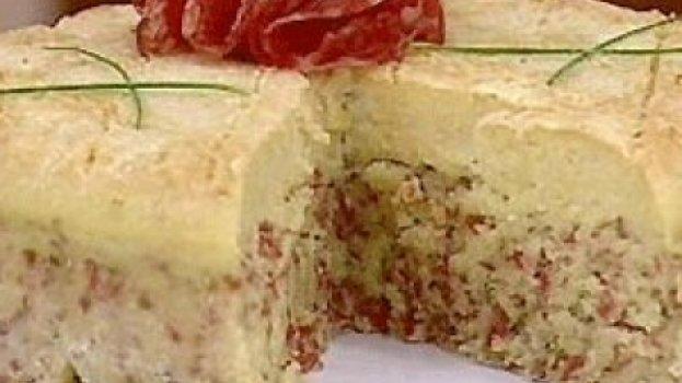 Torta de salame