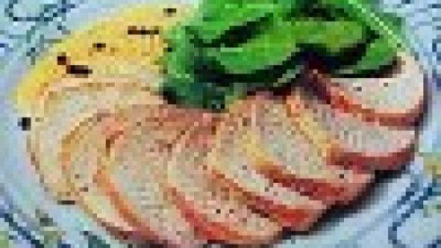 Lombo Picante com Mostarda