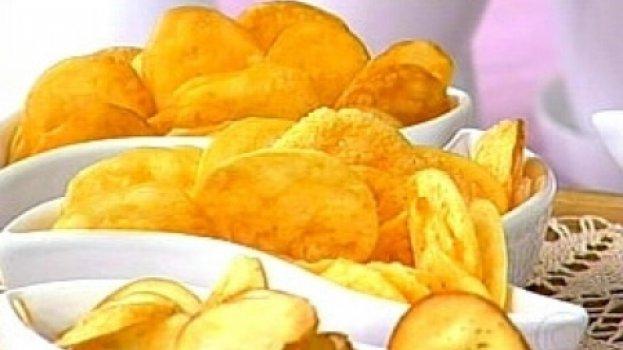 Provolone Chips - MAIS VOCÊ