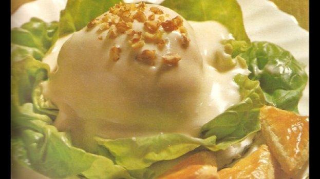 Salada de Pera e Nozes