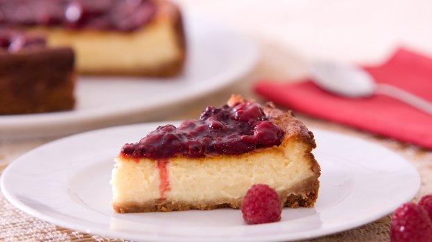 Receita de Cheesecake Philadelphia | CyberCook