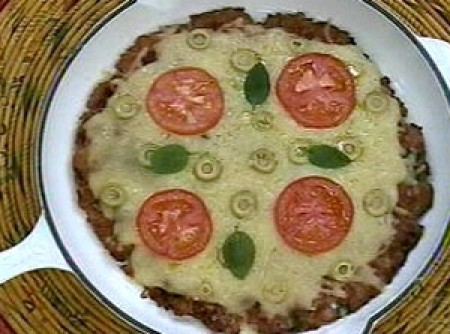 Lingüizza (pizza de lingüiça)