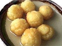 Gulab Jamun (Bolinhos de leite c/ Caramelo) | Luiz Lapetina