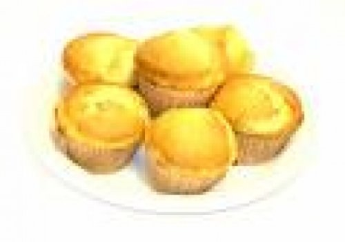 Muffins de Creme de Amendoim