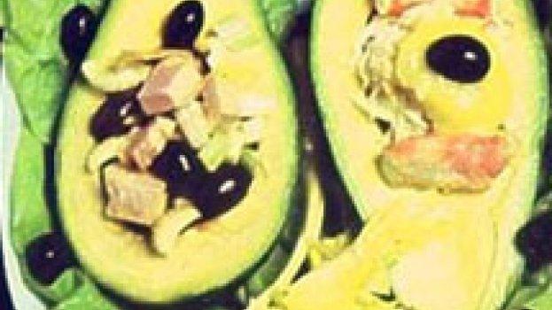 Salada de Abacates