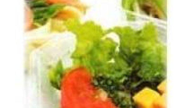 Salada de Palmito com Alface
