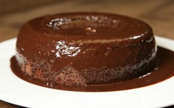 Bolo de Chocolate 10