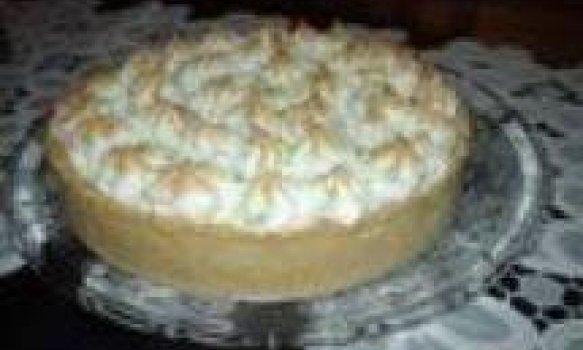 """Torta merengue de limão """"SEM LEITE CONDENSADO"""""""