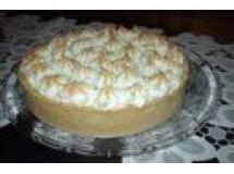 Torta Merengue de Limão (Sem Leite Condensado)