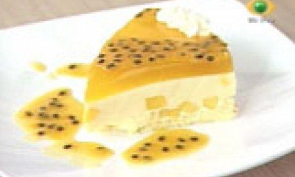 Torta Mousse de Verão