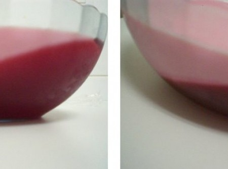 Creme Rosado c/ Gelatina
