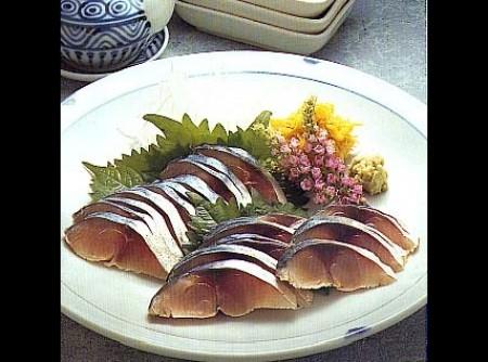sashimi de cavalinha   CyberCook