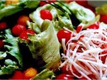 Salada com Papaya, Melão e Manga | Luiz Lapetina