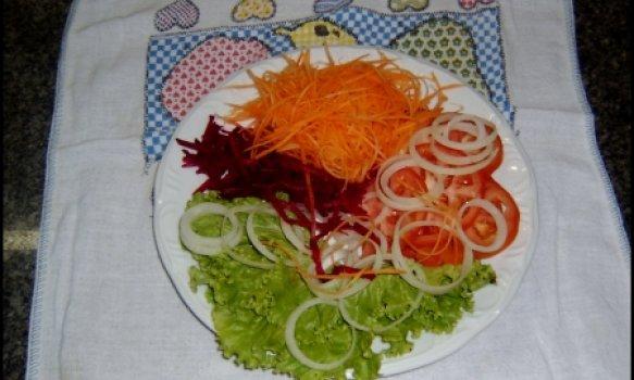 Salada de fios