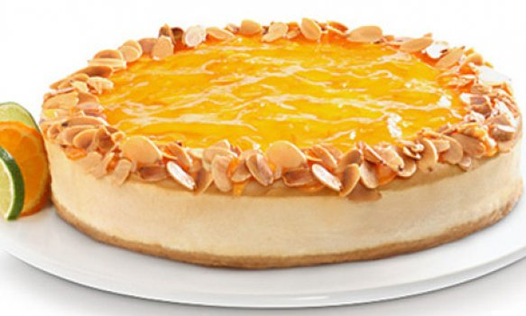 Cheesecake Cítrico Light
