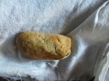 Pão de Batata Doce sem Trigo